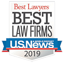 2019 Best Lawyers Badge