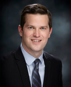 Professional headshot of attorney George Powell