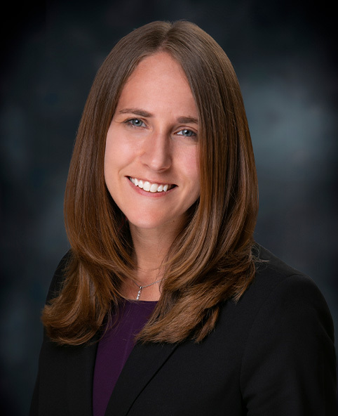 Professional headshot of attorney Kate Sabo
